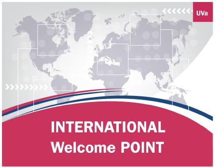International Welcome Point